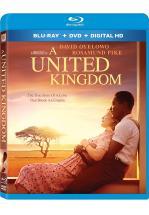 A UNITED KINGDOM -BLU RAY + DVD -