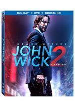 JOHN WICK 2 -BLU RAY + DVD -