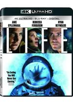 LIFE -BLU RAY + BLU RAY 4K + DVD-