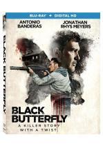 BLACK BUTTERFLY -BLU RAY-