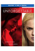 UNFORGETTABLE -BLU RAY + DVD -