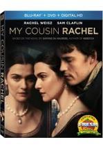 MY COUSIN RACHEL -BLU RAY + DVD -