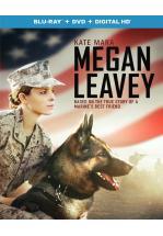 MEGAN LEAVY -BLU RAY+ DVD-