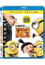MI VILLANO FAVORITO 3 -BLU RAY + DVD -