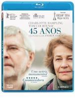 45 AÑOS -BLU RAY + DVD -