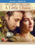 A LITTLE CHAOS -BLU RAY-