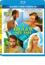 A BIGGER SPLASH -BLU RAY + DVD -