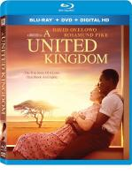 A UNITED KINGDOM -BLU RAY + DVD -