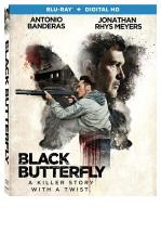 BLACK BUTTERFLY -BLU RAY-