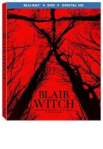 BLAIR WITCH (2016) -BLU RAY + DVD -