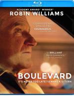 BOULEVARD -BLU RAY-