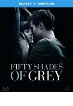 CINCUENTA SOMBRAS DE GREY -BLU RAY + DVD -