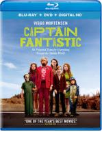 CAPTAIN FANTASTIC -BLU RAY + DVD -