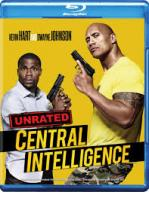CENTRAL INTELIGENCE -UN ESPIA Y MEDIA-BLU RAY + DVD -