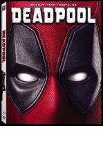 DEADPOOL -BLU RAY + DVD -