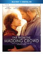 FAR FROM THE MADDING CROWD -BLU RAY-