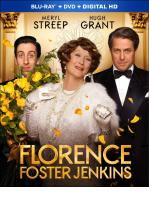 FLORENCE FOSTER JENKINS -BLU RAY + DVD -