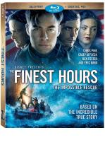 HORAS CONTADAS (THE FINEST HOURS) -BLU RAY + DVD -