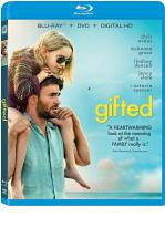 GIFTED -BLU RAY + DVD -