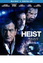 HEIST -BLU RAY-