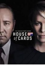 HOUSE OF CARDS -CUARTA TEMPORADA COMPLETA-