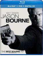 JASON BOURNE -BLU RAY+ DVD-