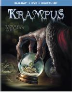 KRAMPUS -BLU RAY + DVD -