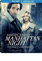 MANHATTAN NIGHT -BLU RAY-