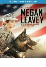 MEGAN LEAVY -BLU RAY+ DVD-