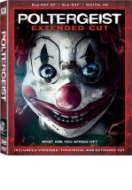 POLTERGEIST -BLU RAY 3D+BLU RAY+DVD-