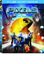 PIXELES -BLU RAY 3D + BLU RAY