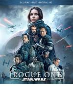 ROGUE ONE -UNA HISTORIA DE STAR WARS- BLU RAY + DVD -