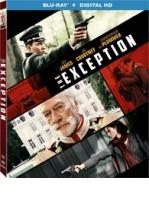 THE EXCEPCION -BLU RAY + DVD -