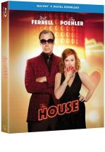 THE HOUSE -BLU RAY + DVD -