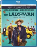 THE LADY IN THE VAN -BLU RAY-