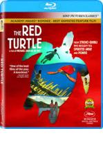 THE RED TURTLE -BLU RAY-