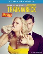 TRAINWRECK -BLU RAY + DVD -