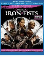 EL HOMBRE CON PUÑOS DE HIERRO-THE MAN WITH TE IRON FISTS -BLU RAY +DVD-
