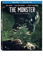 THE MONSTER -BLU RAY-