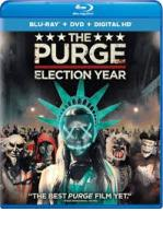 THE PURGE: ELECTION YEAR (12 HORAS PARA SOBREVIVIR: AÑO DE ELECCIONES) -BLU RAY + DVD -