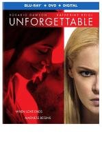 UNFORGETTABLE -BLU RAY + DVD -