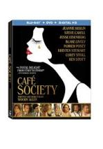 CAFÉ SOCIETY -BLU RAY + DVD -