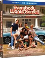 EVERYBODY WANTS SOME !! -BLU RAY + DVD -