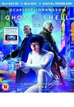 GHOST IN THE SHELL -BLU RAY 3D + BLU RAY-