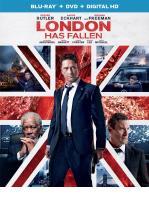LONDRES BAJO FUEGO -LONDON HAS FALLEN- BLU RAY + DVD -