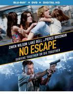 SIN ESCAPE  -BLU RAY + DVD -