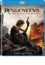 RESIDENT EVIL: CAPITULO FINAL -BLU RAY + DVD -