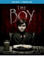 THE BOY -BLU RAY-