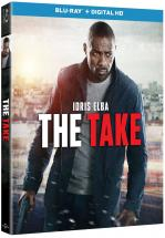 ATENTADO EN PARIS ( THE TAKE) BLU RAY + DVD -