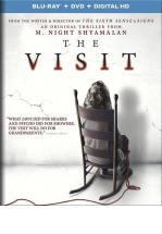 THE VISIT - BLU RAY + DVD -